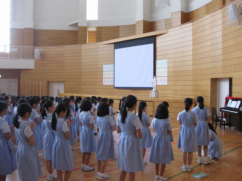 2017年5月 | 小林聖心女子学院ブログ | 小林聖心女子学院 高等学校 ...