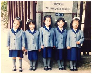皆見 まりこさん | わたしが歩いてきた道 -小林聖心女子学院が教えて ...